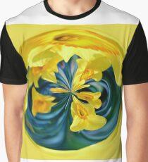 Daffodil Orb Graphic T-Shirt