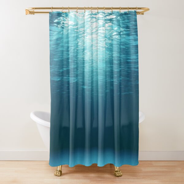 look at under the sea Shower Curtain