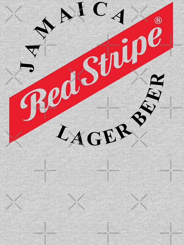 Jamaica Red Stripe von SekkleApparel