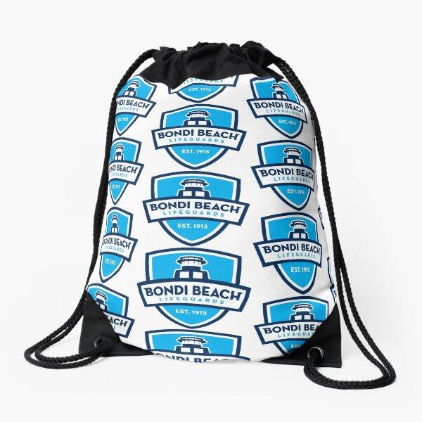 bondi rescue merchindise  Drawstring Bag