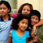 Cuenca Kids 323 by Al Bourassa