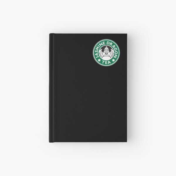 Jasmine Dragon, Uncle Iroh's Fine Tea Shop, Avatar-Inspired Design Hardcover Journal