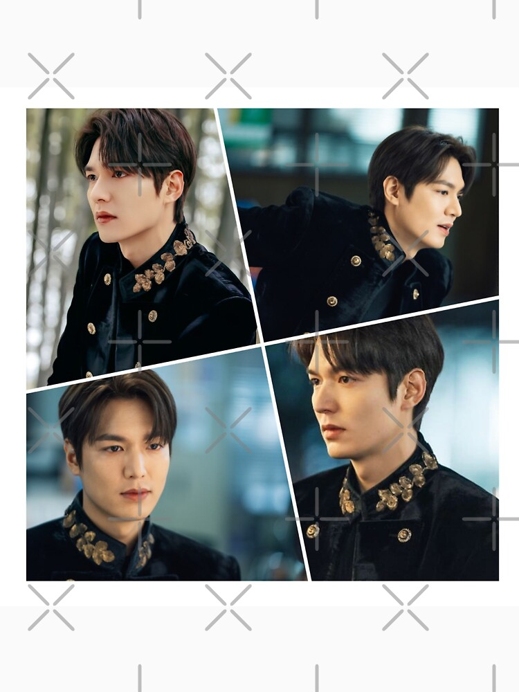 Lee Min Ho The King Handsome Collage  by kpopkdramamerch