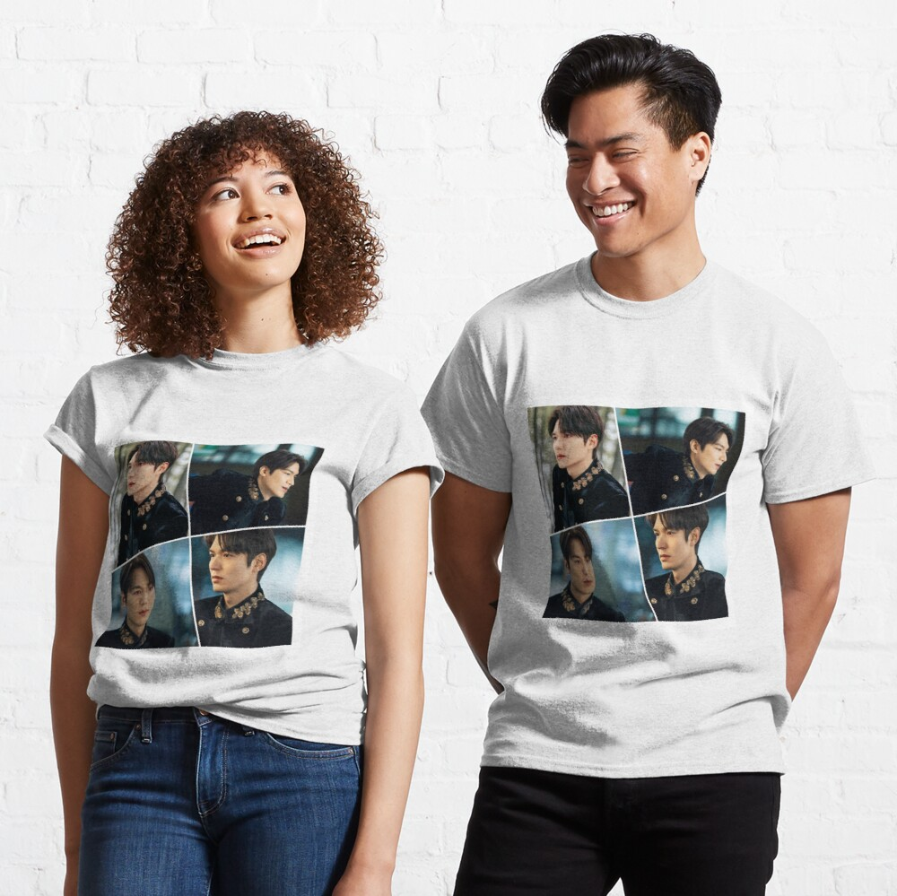 Lee Min Ho The King Handsome Collage  Classic T-Shirt