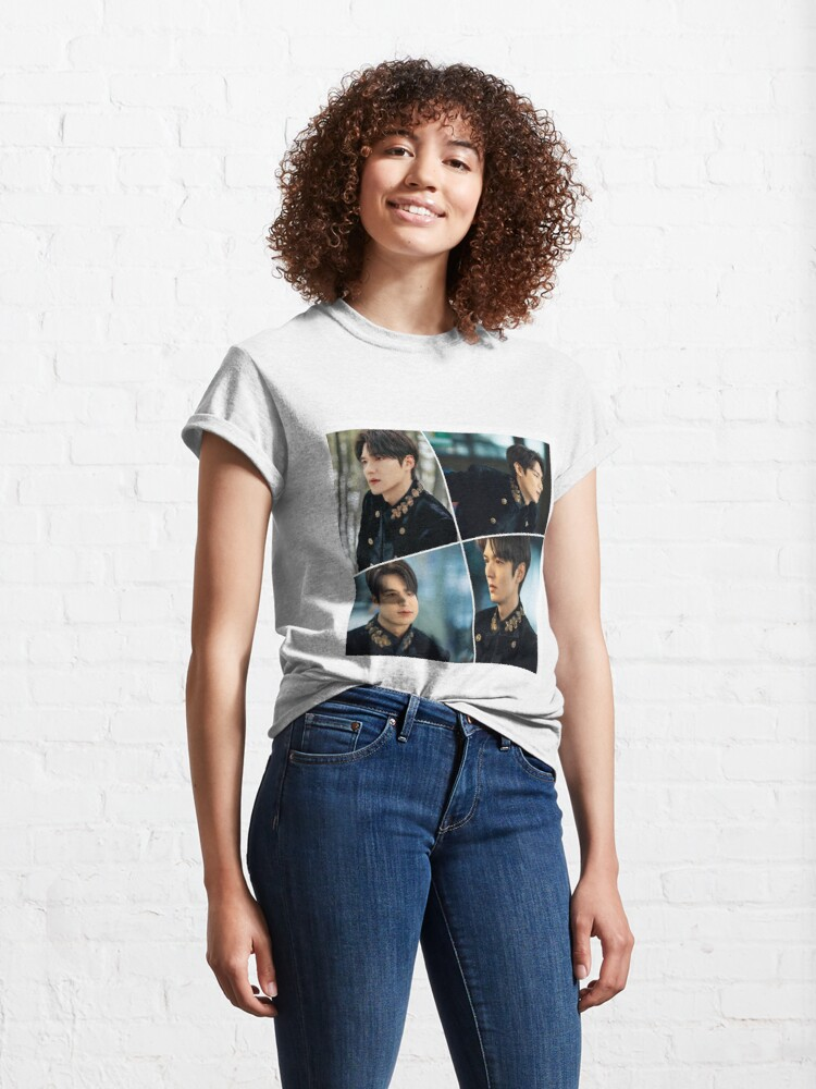 Alternate view of Lee Min Ho The King Handsome Collage  Classic T-Shirt