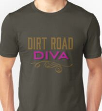 Dirt Road Diva Southern T-Shirt