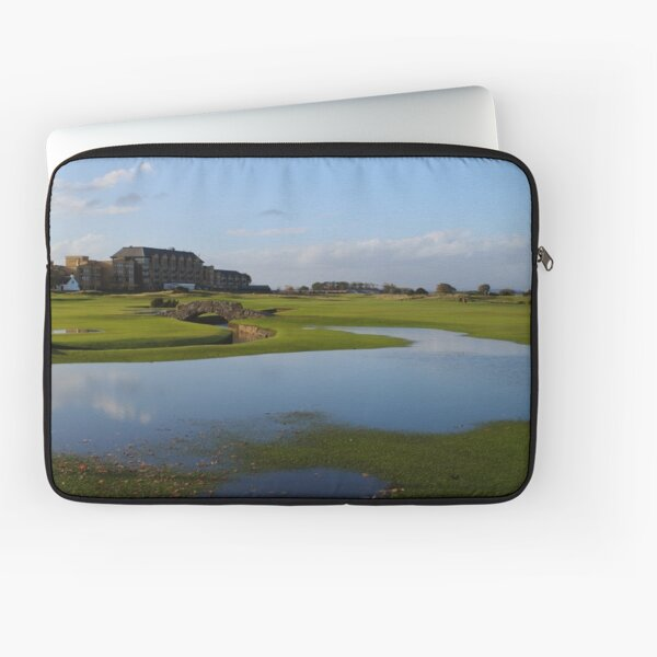 The Old Course in Autumn Laptop Sleeve