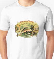 Speckeled Trout Vintage Cigar Advertisment Unisex T-Shirt