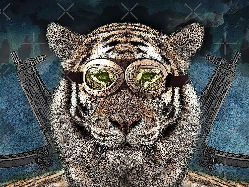 Sumatran Guerrilla by Vin  Zzep