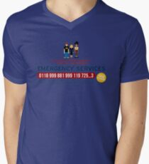 IT Crowd - Emergency Services T-Shirt