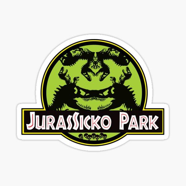 JurasSicko Park Sticker