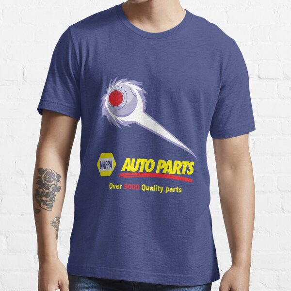 Nappa: Auto T-shirt essentiel