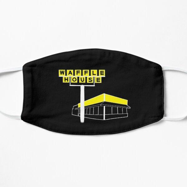 Minimal Waffle House Flat Mask
