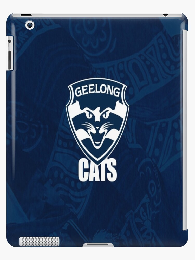 Geelong Cats Ipad Case Skin By Fashionfitness Redbubble