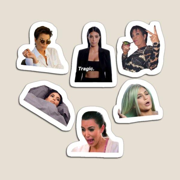 Kardashian pack Magnet