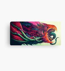 Hyper Beast Design Metal Print