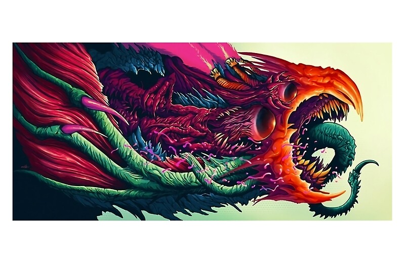 Hyper Beast Design by Duisawesome