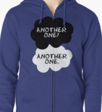 Another One - Dj Khaled - Fault In Our Stars Zipped Hoodie