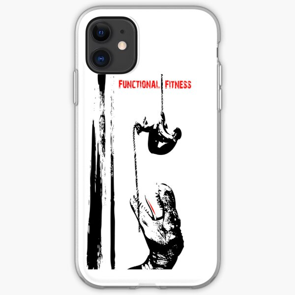 Rope a Dope-iphone-white iPhone Soft Case