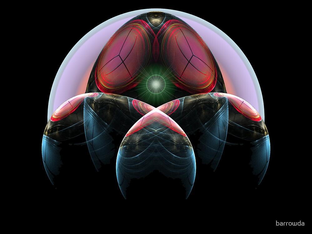 Tut65#24:  Dark Matter Eggs  (G1430) by barrowda