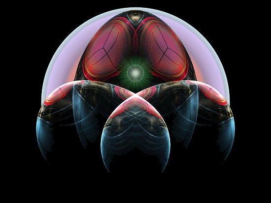 Tut65#24:  Dark Matter Eggs  (G1430) von barrowda