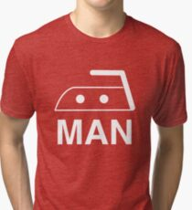 Iron Man Tri-blend T-Shirt
