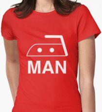 Iron Man Women's Fitted T-Shirt