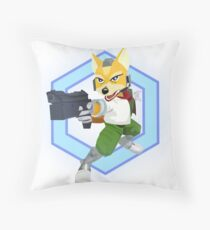 Fox - Smash Melee / Star Fox - Brillance Coussin