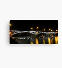 Triana Canvas Print