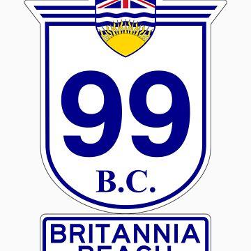 BC 99 - Britannia Beach by NewNomads