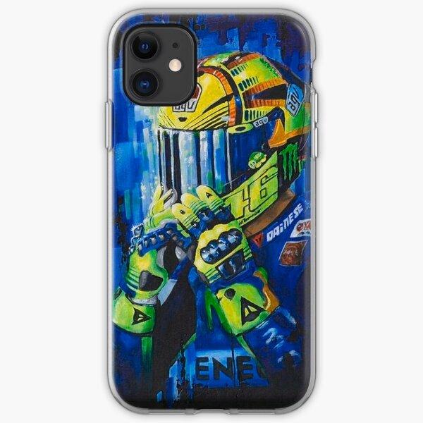 Valentino Rossi iPhone Soft Case