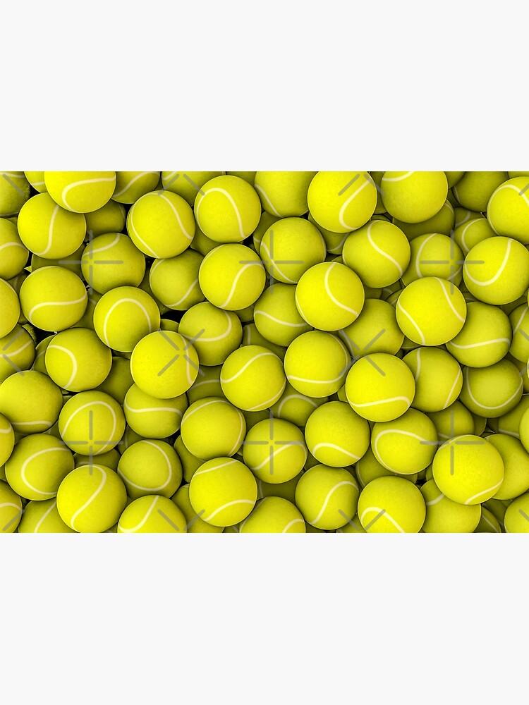 Tennis balls by GrandeDuc