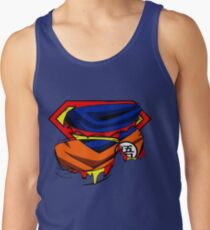 Super Who? Goku  Tank Top