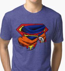 Super Who? Goku  Tri-blend T-Shirt