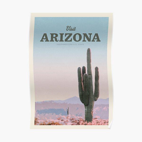 Visit Arizona Poster