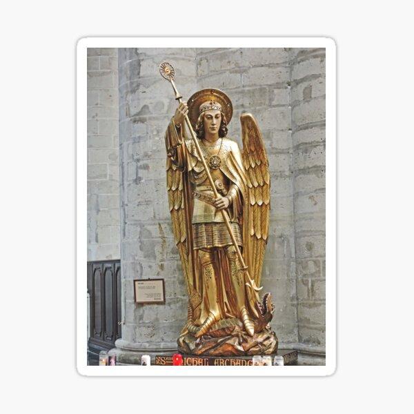 Archangel St Michael Sticker