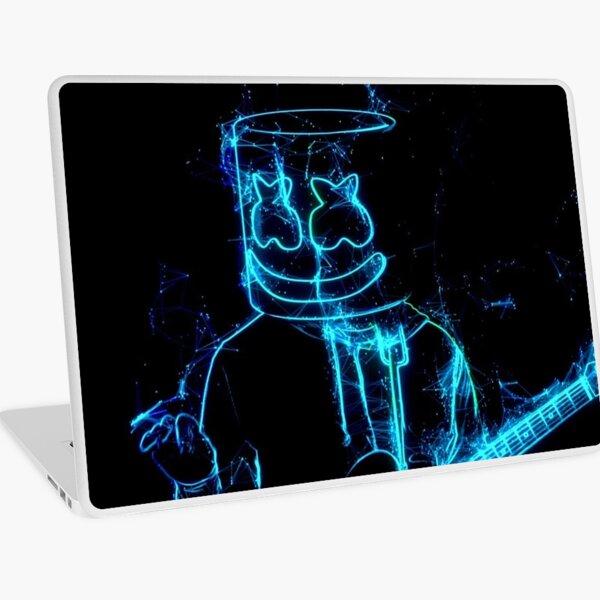 Marshmello Lighting Laptop Skin