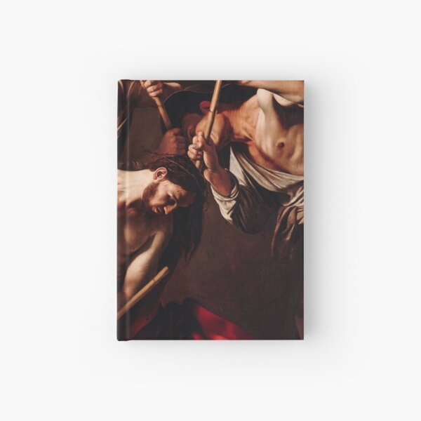 Caravaggio - The Crowning with Thorns Hardcover Journal