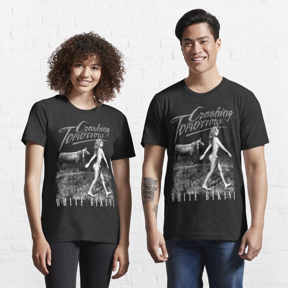 Crashing Tomorrow 'White Bikini' T-Shirt (Black) Essential T-Shirt