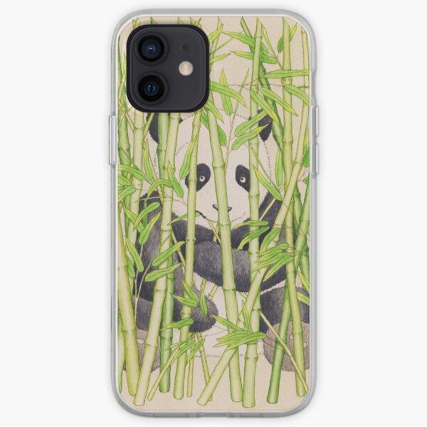 Panda iPhone Soft Case