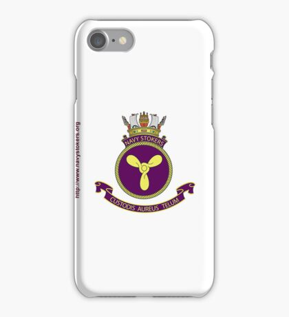 Australian Navy Stoker iPhone Case iPhone Case/Skin