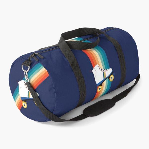 Retro Roller skate Design - Quad Skate - Roller Jam Flashback Duffle Bag