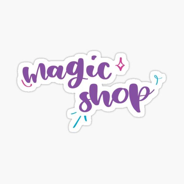 Magic Shop - Dark Sticker