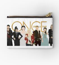 Once Upon A Time Main Cast Studio Pouch