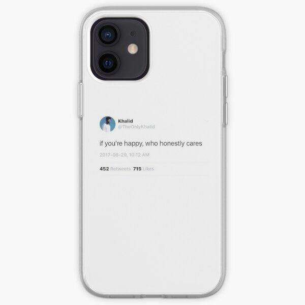 khaild tweet iPhone Soft Case
