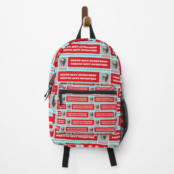 Truth hits everybody Backpack