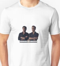 Salvatore brothers cutout T-Shirt