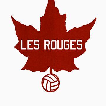 Les Rouges 2 by CalumMargetts