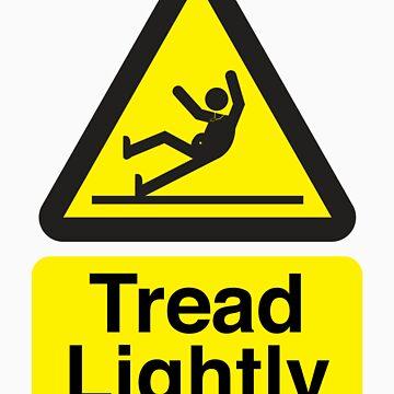 TREAD LIGHTLY HANK by TheDeej