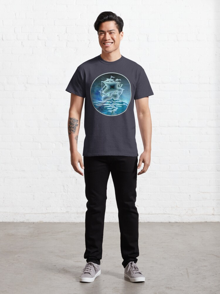 Alternate view of Ghost Ship Classic T-Shirt